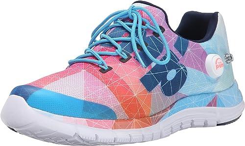 Reebok Zpump Fusion AG - Zapatillas de correr para mujer, (Blanco ...