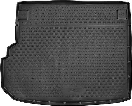 Walser Xtr Kofferraumwanne Kompatibel Mit Mercedes Benz Glk X204 Ohne Einschnitt Für Griff Baujahr 2008 2015 Auto
