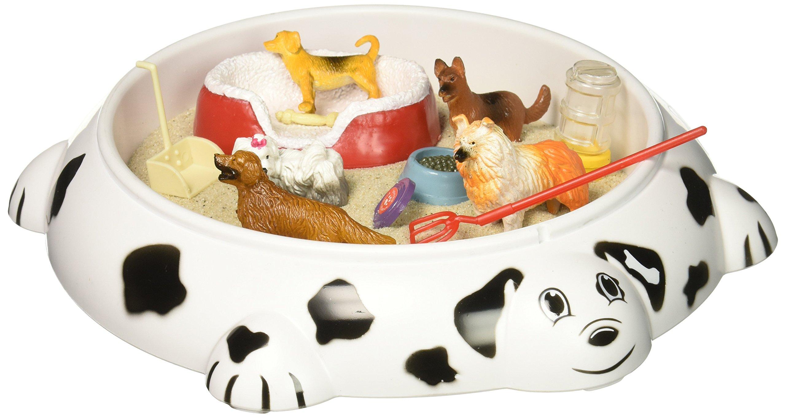 Be Good Company Critters Dalmatian Sandbox Play Set