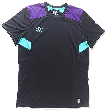 Umbro Pro poliéster Camiseta de Entrenamiento para Hombre Camisas: Amazon.es: Deportes y aire libre