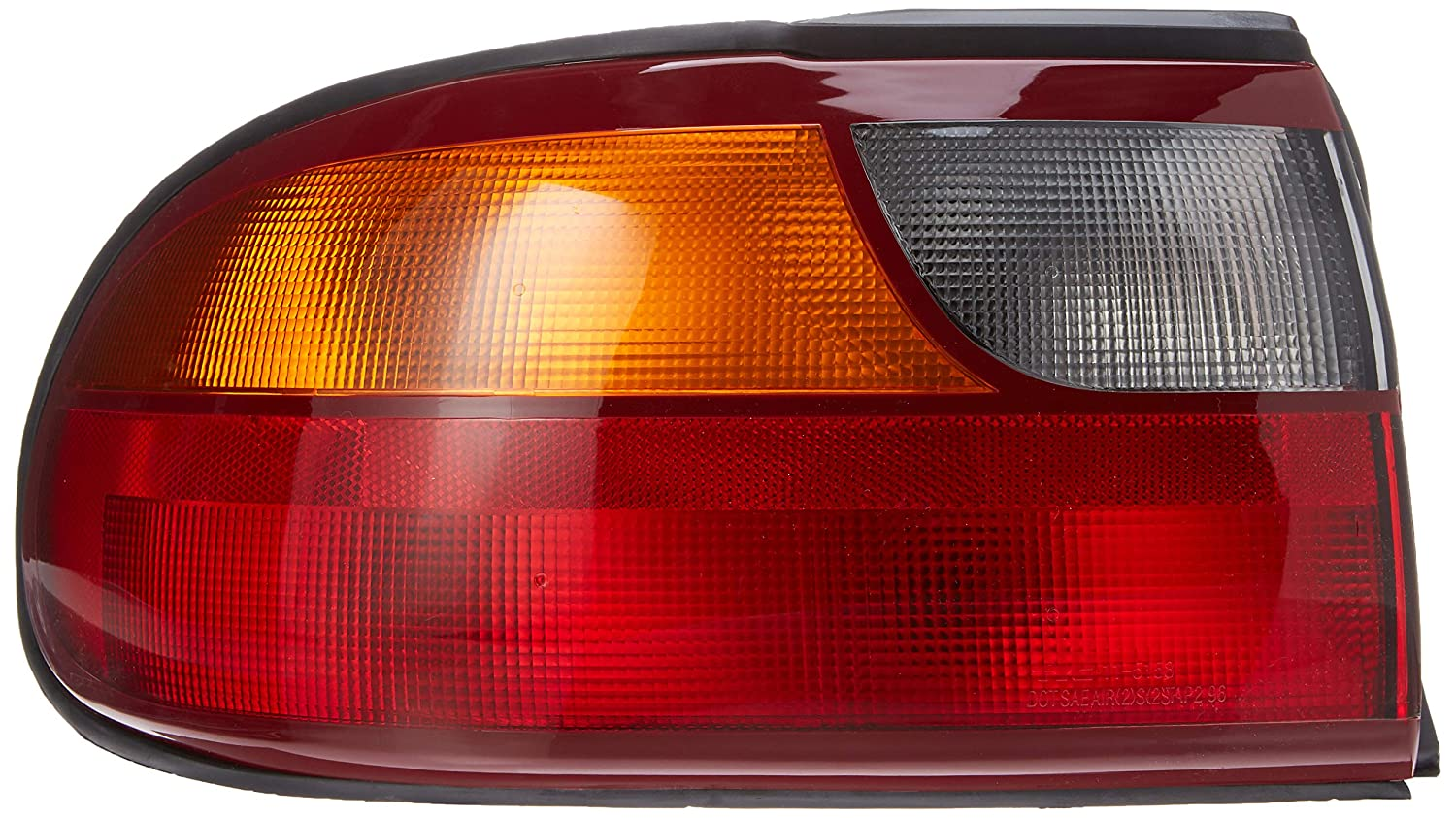 TYC 11-5158-00-1 Chevrolet Left Replacement Tail Lamp