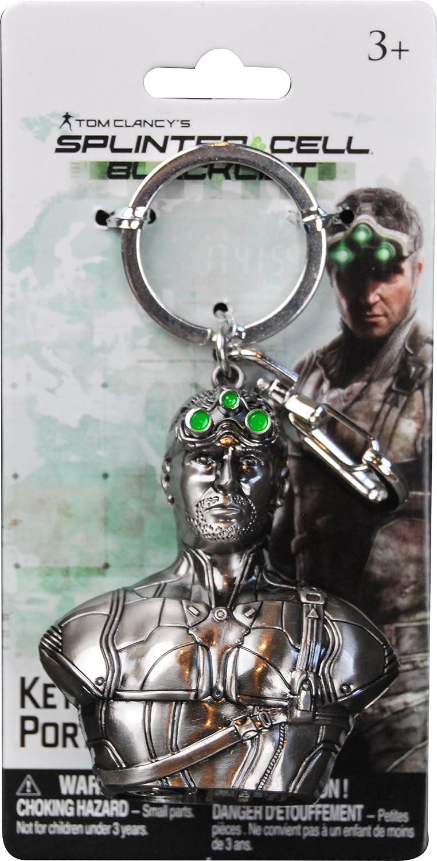 Splinter Cell Blacklist Keychain Sam Bust