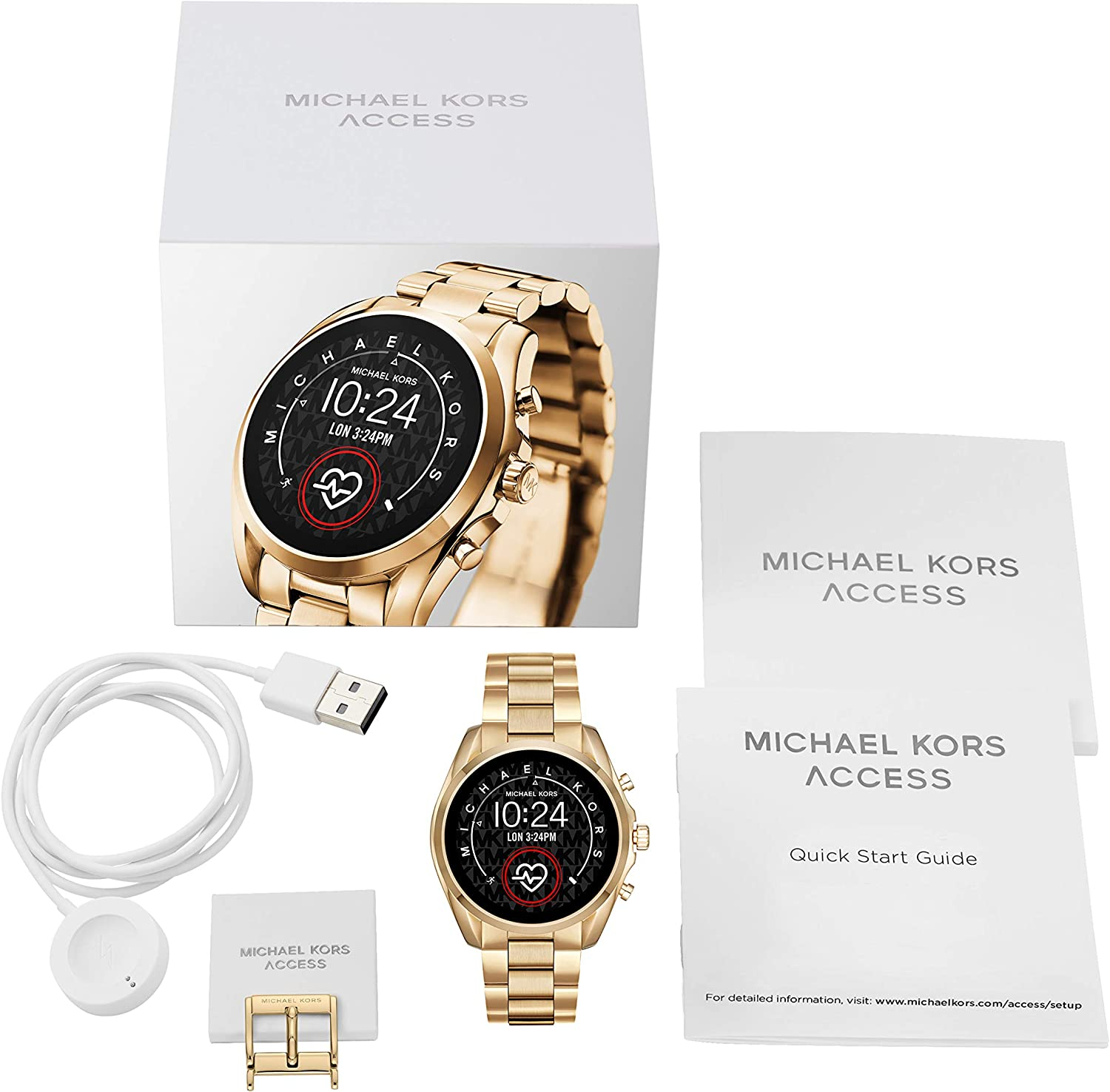 Michael Kors Unisex Adulto MKT5085: Amazon.es: Relojes