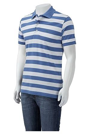 Lee Wesley - Polo para Hombre (Acero), Color Azul Azul Steel Blue ...