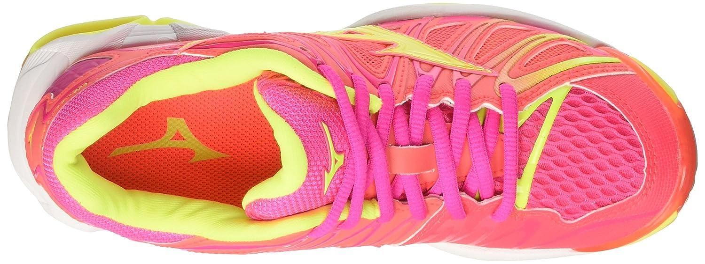Femme V1gc1812 Wave Chaussures Wos Mizuno X2 Tornado De Volleyball 0Rfn8aH