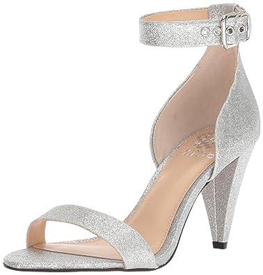 dd03d24d20 Amazon.com | Vince Camuto Women's Cashane Heeled Sandal | Heeled Sandals