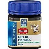 Manuka Health 蜜纽康 MGO400+麦卢卡蜂蜜250g(新西兰进口)