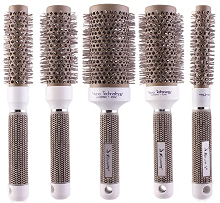 Review Round Thermal Brush Set,