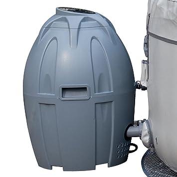 Bestway Lay-Z-Spa filtro y calentador (Miami, Palm Springs, Mónaco