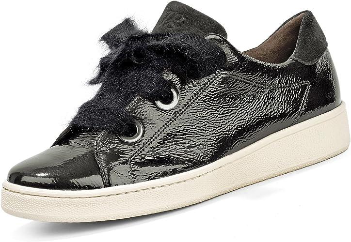 Paul Green Damen Sneaker 4539 4539 253 grau 539331: Amazon
