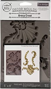 PRIMA MARKETING INC Redesign Mould 5X8 GREC, us:one size, Greco Crest