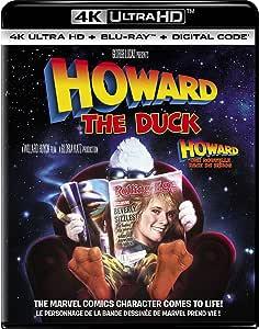 HOWARDTHEDUCK UHDC CDN [Blu-ray]