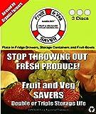 Conservateurs de fruits et légumes - 3 disques