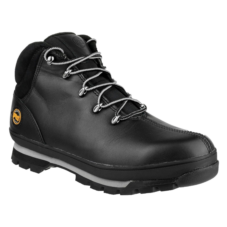 Timberland PRO Splitrock Pro - Chaussures Chaussures - de sécurité résistantes à l'eau - Homme 38 EU Noir a41539