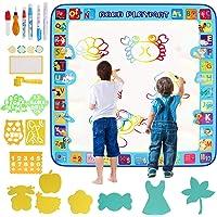 Innoo Tech 100 x 100 CM, Magic Mat - Kids العاب Water Drawing Mat Painting Writing Doodle Board Toy - Color Doodle…
