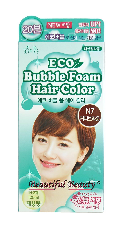 Amazon Somang Eco Bubble Foam Hair Color Coffee Brown N7