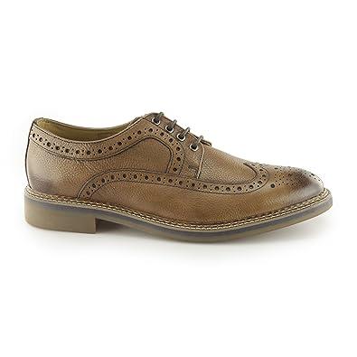 IKON Lace Up Brogue Shoes Uk 6