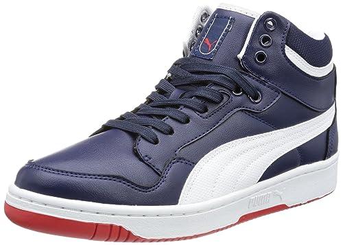 05 Mid Rebound Nero Amazon Uomo Sneaker noir 45 L Puma Fs4 x78qSwAAa