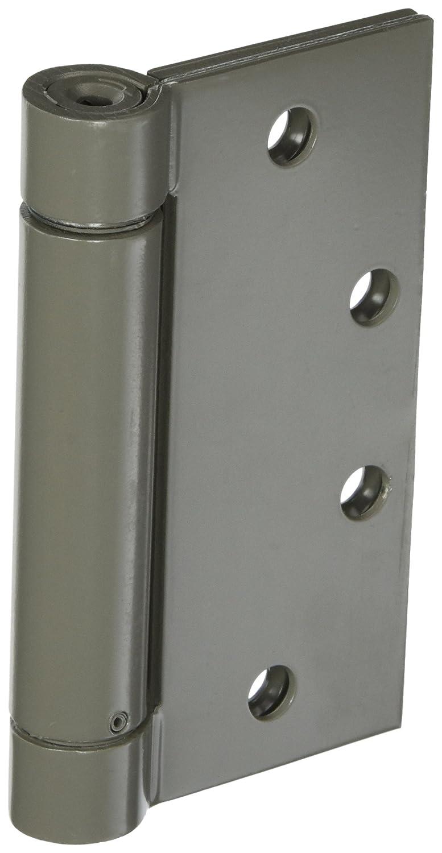 Stanley Hardware S420 836 2060 Spring Hinges in Prime Coat 4 1 2 x 4 1 2