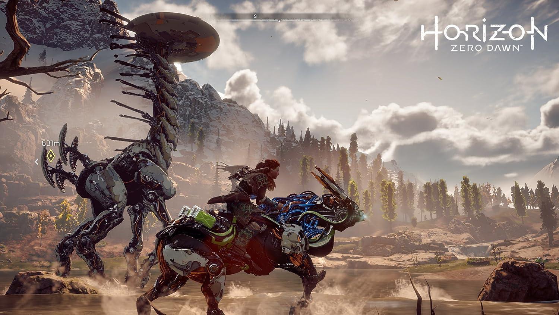 Sony Horizon Zero Dawn PS4 Básico PlayStation 4 vídeo - Juego ...