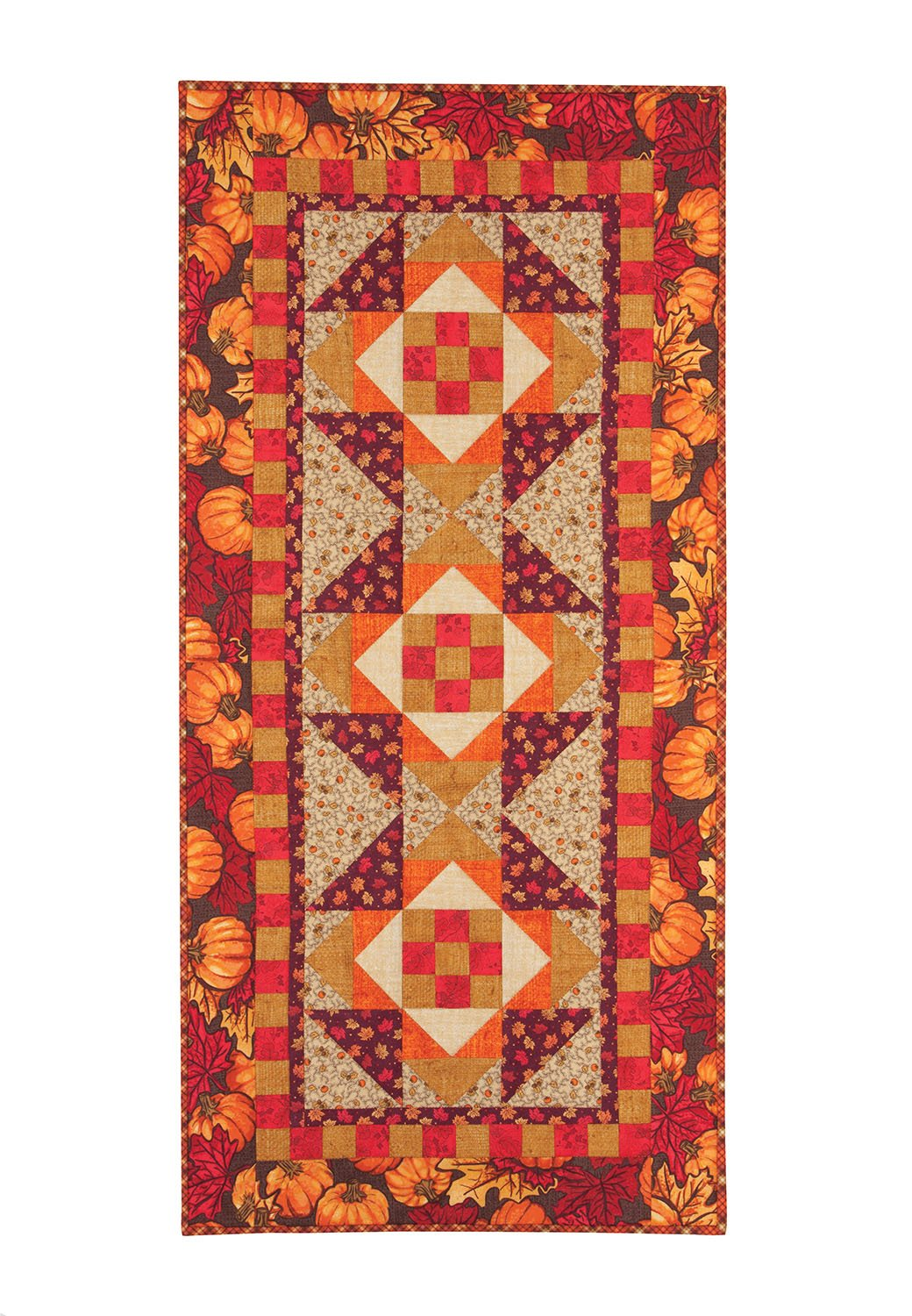 Connecting Threads Table Runner Quilting Kit (Florin)