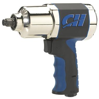 1/2  Impact Wrench, Air Impact Driver W/550'/Lbs Torque (Campbell Hausfeld TL140200AV)