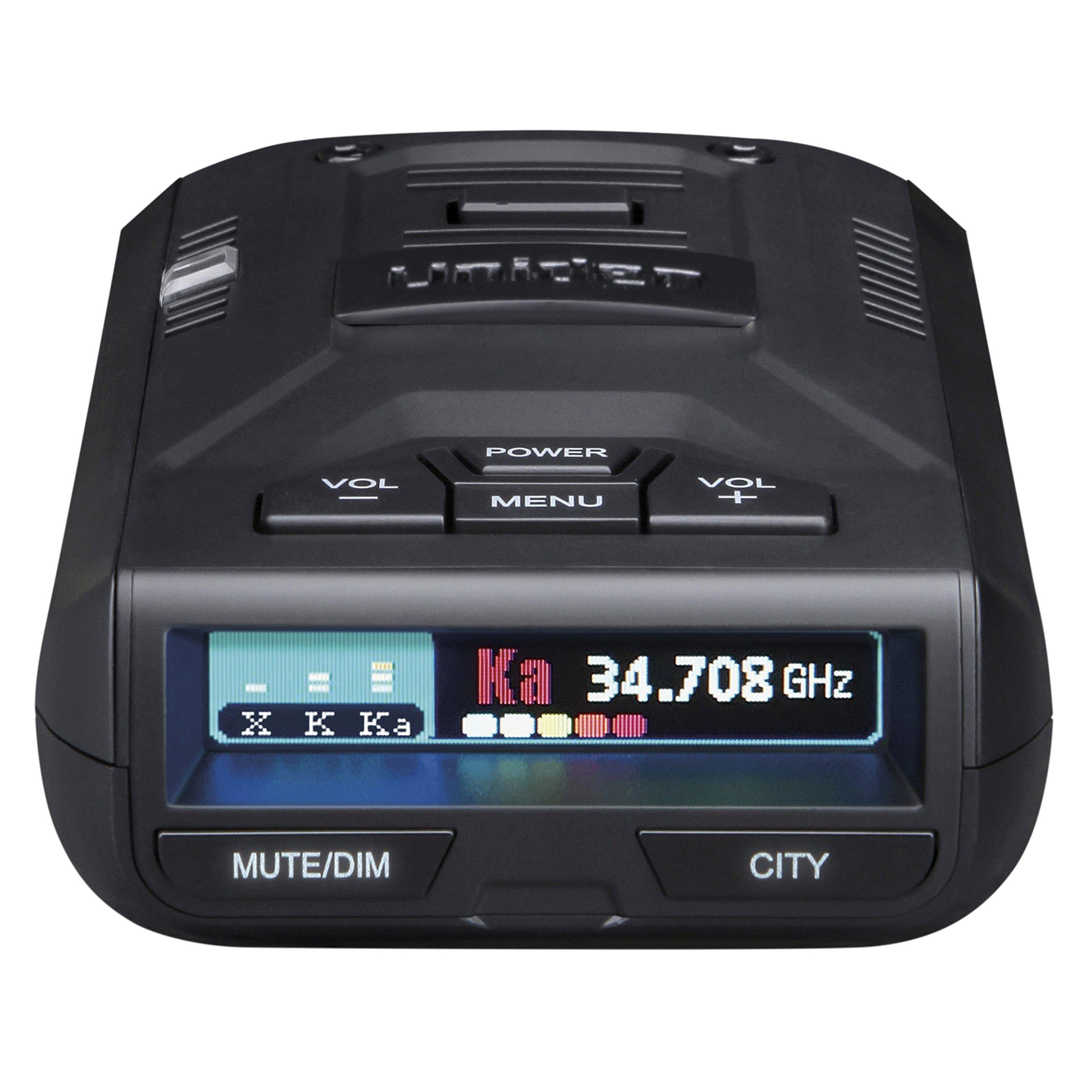 Uniden Uniden R1 Extreme Long Range Radar Laser Detector 360 Degree Dsp Voice Alert, 1.1 Lb