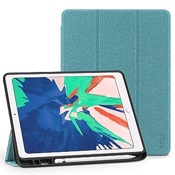 TUCCH Funda 10,5 Pulgadas iPad Air 2019, Estuche Inteligente Ultra Delgada Ligera con Auto Despertar/Dormir para iPad Air 3.ª Generación, Garantía de ...