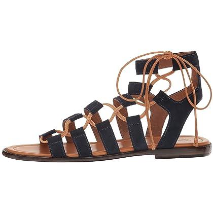 d06d2c9b8e8 ... FRYE Women s Blair Side Ghillie Gladiator Sandal