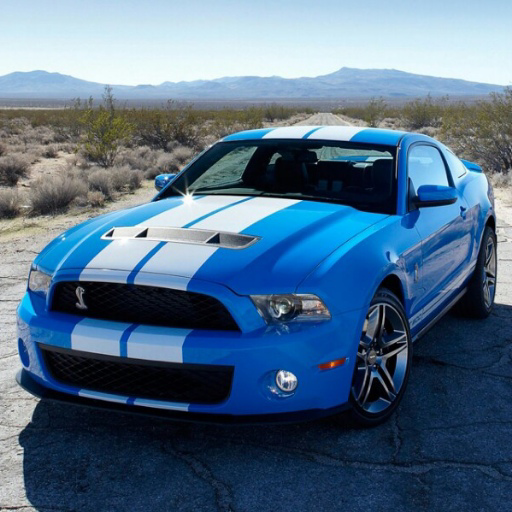 ford mustang wallpaper - 1