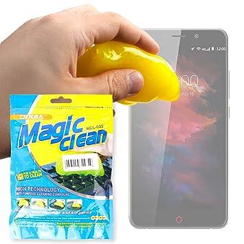 DURAGADGET Potente Gel Limpiador para Smartphone Umidigi UMI MAX ...