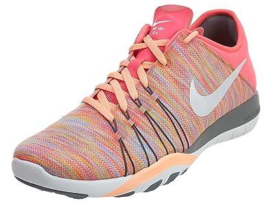 innovative design 9d979 22481 Nike Womens Free TR 6 AMP Training Shoe 882819-600 Racer Pink (6)