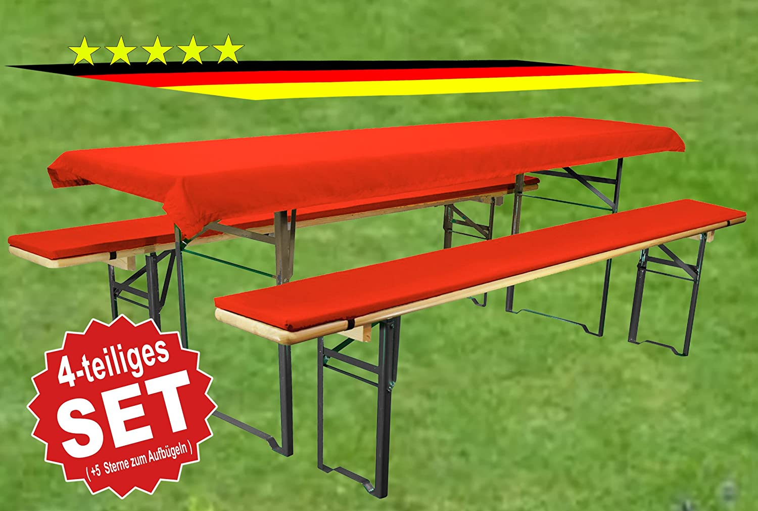 Beer Bench Top Set Suitable For Common Beer Tables And Benches 2