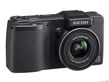 ricoh gx200 with view finder kit amazon co uk electronics rh amazon co uk Ricoh Caplio R5 Ricoh Caplio R2