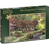 Falcon de luxe The Carpenter's Cottage Jigsaw Puzzle (X-Large, 200-Piece)