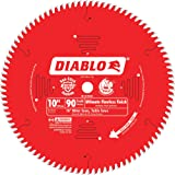 Freud D1090X Ultra Fine 90 Teeth Circular Saw Blade for Wood and Wood Composites, 10-Inch