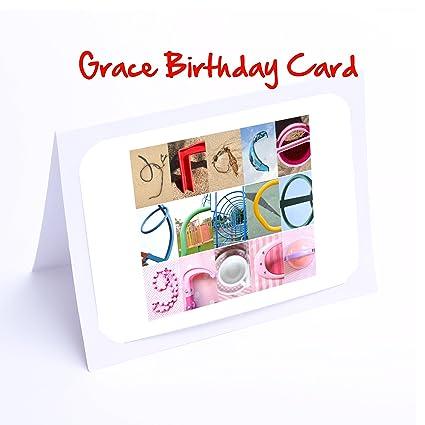 Personalizado Nombre de regalos para niños. Impresión de fotos de 7 ...