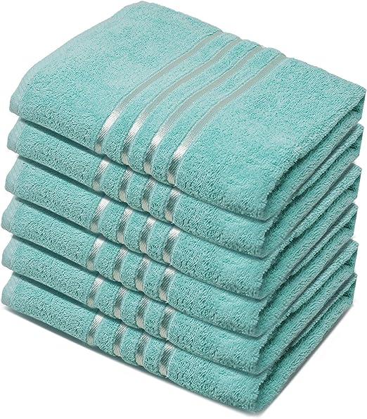 Towelogy® - Juego de Toallas de baño de algodón 100% Hilado en ...