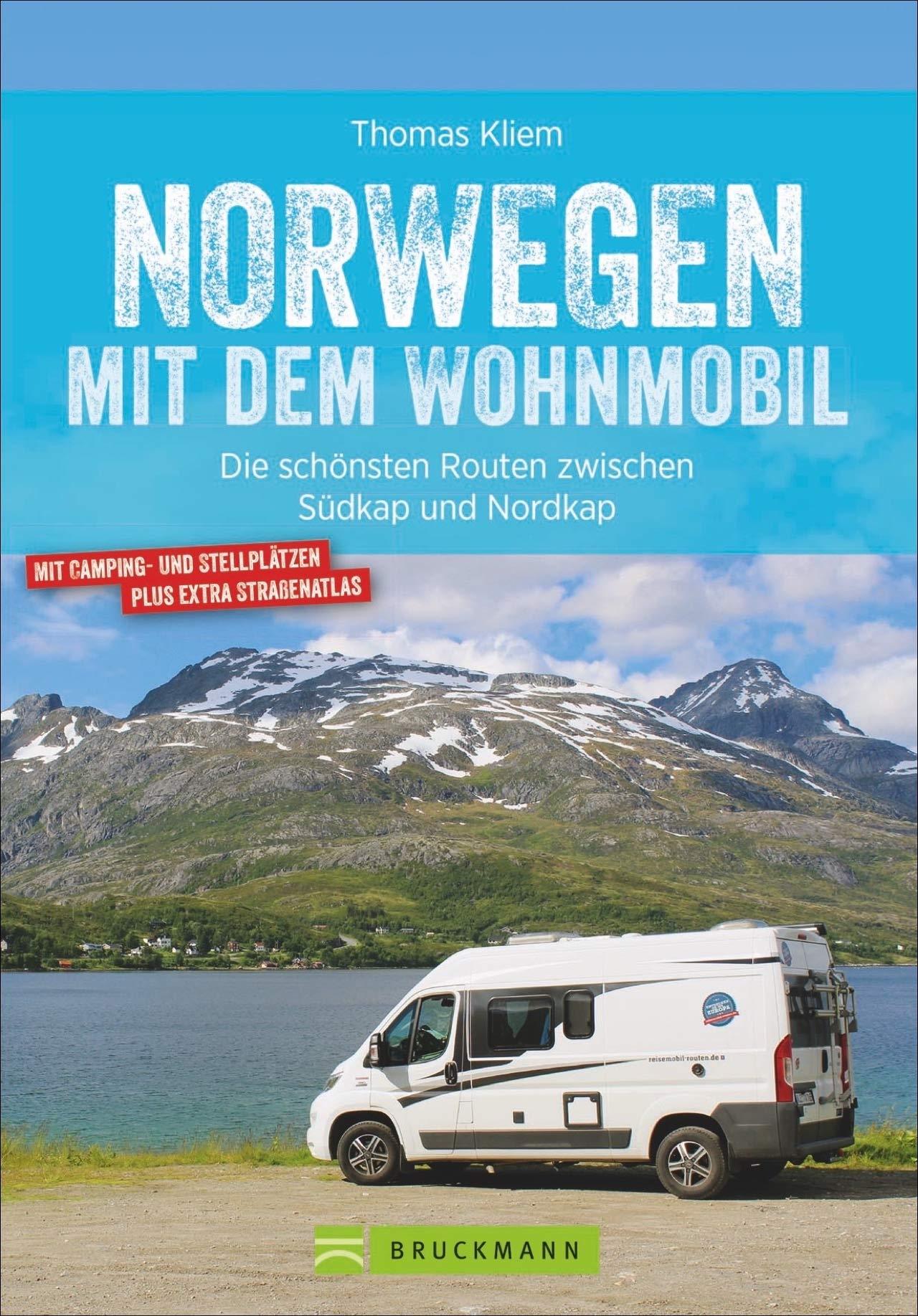 Bruckmann Caravan-Guide: Norwegen mit dem Wohnmobil. Die schönsten