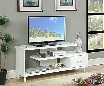 Amazon Com Convenience Concepts Designs2go Seal Ii Tv Stand 60