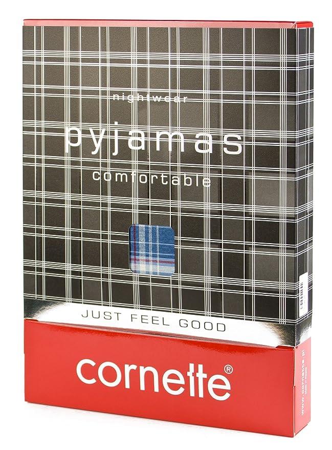 Cornette Pijamas Conjuntos Ropa Hombre Modelo: 132: Amazon.es: Ropa y accesorios