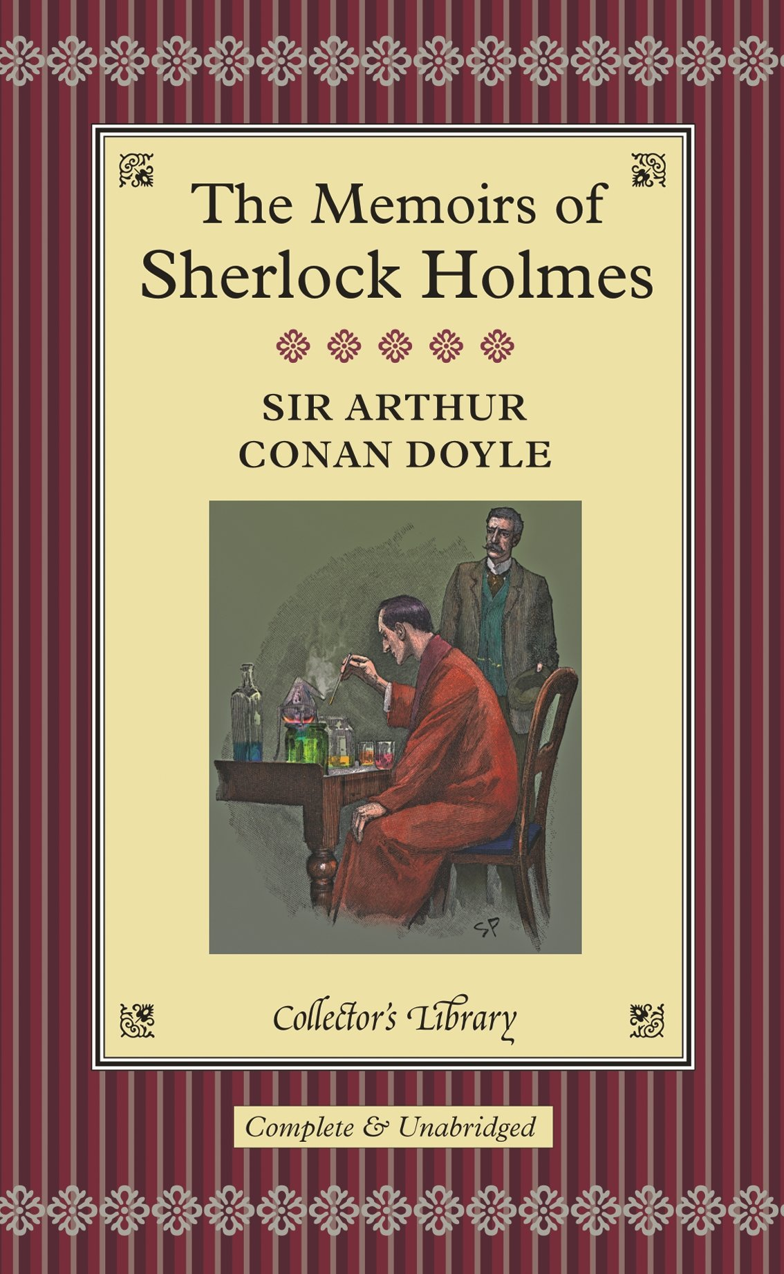 Read Online Memoirs of Sherlock Holmes (Collector's Library) pdf