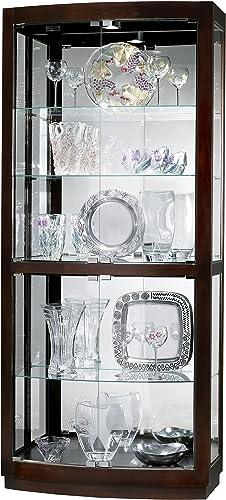 Howard Miller 680-395 Bradington Curio Cabinet