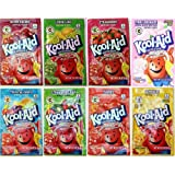 Kool-Aid Drink Mix, 8 Flavors Variety Pack, 48 Packets