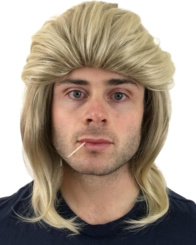 Multiple Styles Premium Mullet Wig