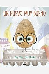 Un huevo muy bueno (COFRE ENCANTADO) (Spanish Edition) Kindle Edition