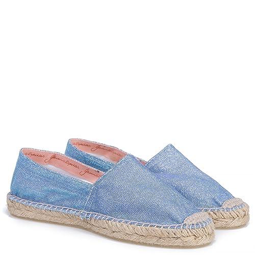 Gaimo - Alpargatas para mujer Azul azul: Amazon.es: Zapatos y complementos