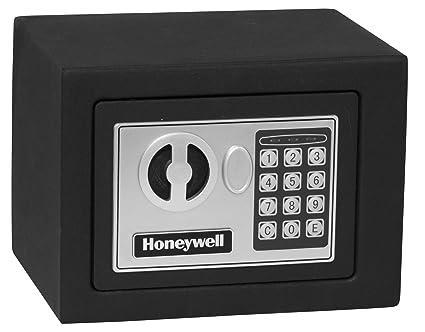Honeywell Safes & Door Locks - 5005 Steel Security Safe with Digital Lock,  0 17-Cubic Feet, Black