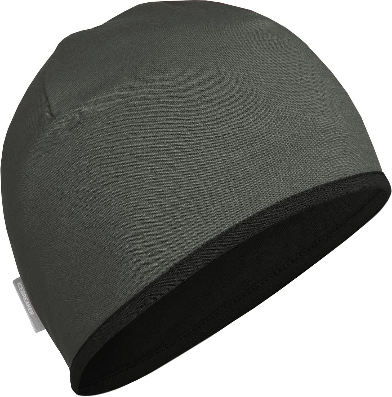 Icebreaker Unisex Pocket Beanie 200-Black Cargo  Amazon.co.uk  Sports    Outdoors 4ec01d9a5e5