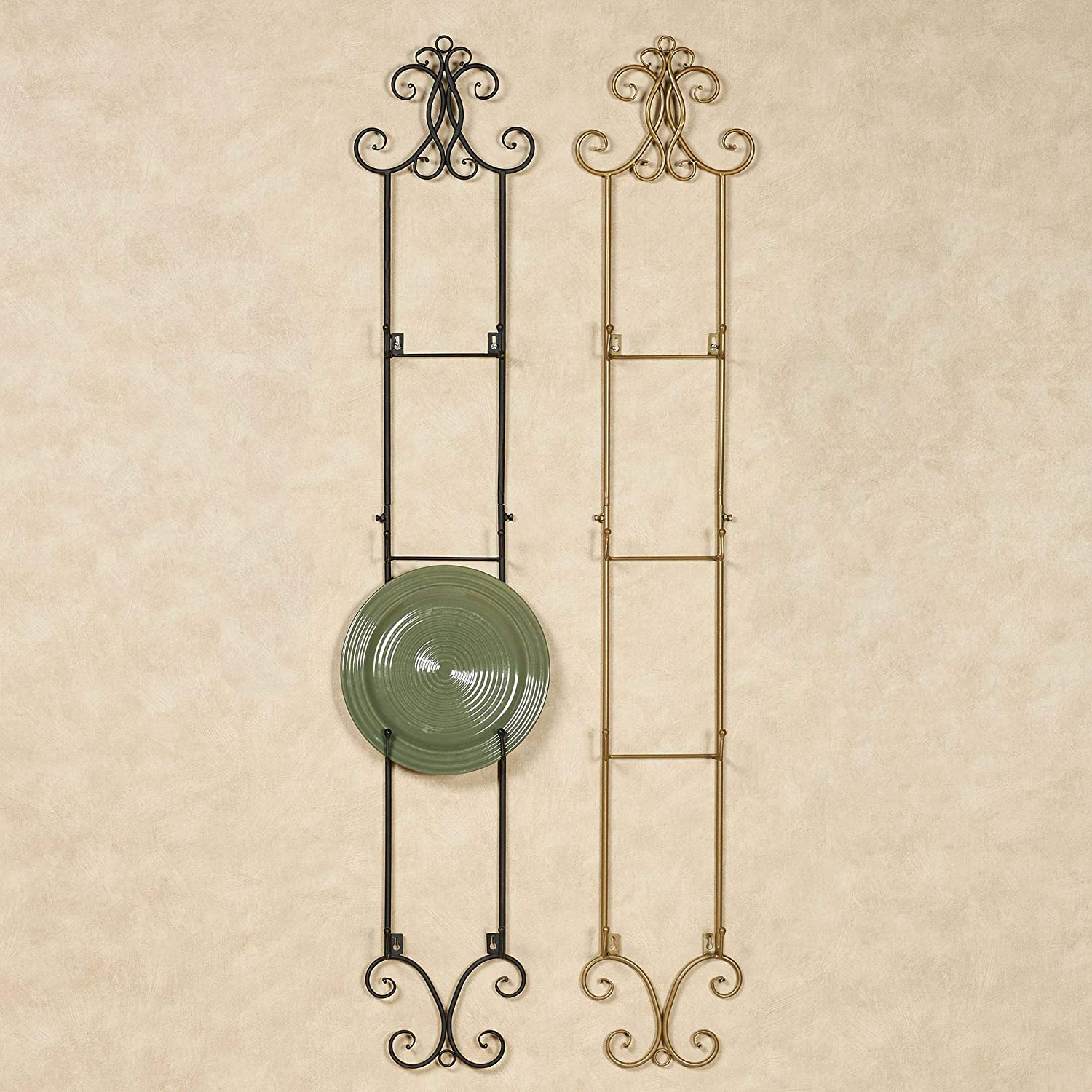Decorative Plate Rack Wall Mount from images-na.ssl-images-amazon.com